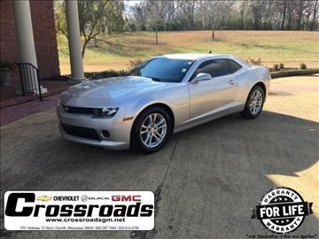 2015 Chevrolet Camaro for sale in Corinth, MS