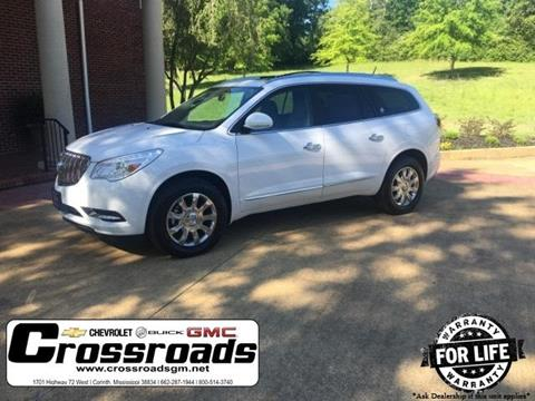 2017 Buick Enclave for sale in Corinth, MS