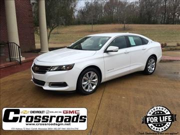 2016 Chevrolet Impala for sale in Corinth, MS