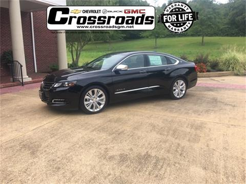 2018 Chevrolet Impala for sale in Corinth, MS
