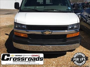 2016 Chevrolet Express Passenger for sale in Corinth, MS