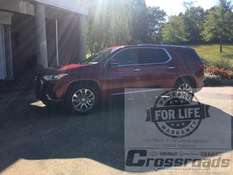 2018 Chevrolet Traverse for sale in Corinth, MS
