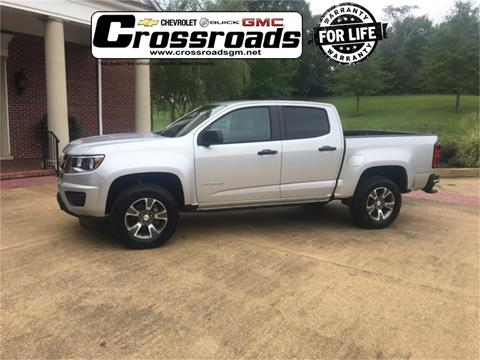2018 Chevrolet Colorado for sale in Corinth, MS