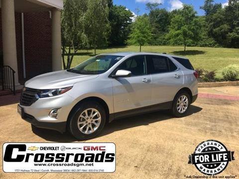 2018 Chevrolet Equinox for sale in Corinth, MS