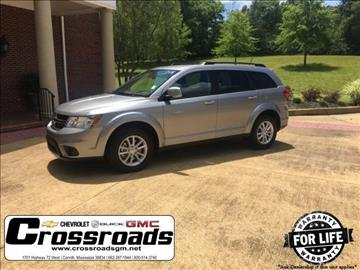 2017 Dodge Journey for sale in Corinth, MS