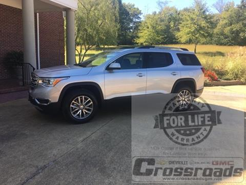 2018 GMC Acadia for sale in Corinth, MS