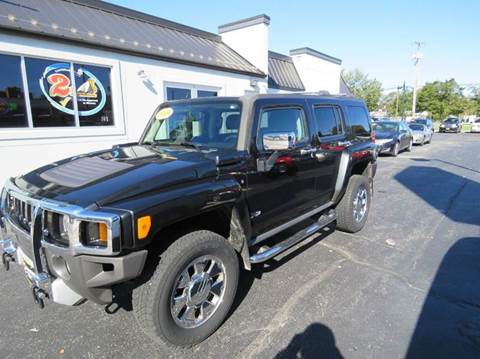 2009 HUMMER H3 for sale in Ottawa, OH