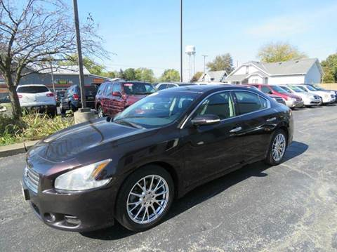2010 Nissan Maxima for sale in Ottawa, OH