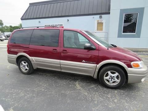 2004 Pontiac Montana for sale in Ottawa, OH