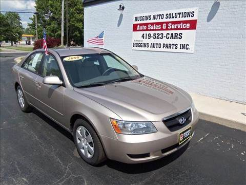 2008 hyundai sonata for sale in ohio. Black Bedroom Furniture Sets. Home Design Ideas