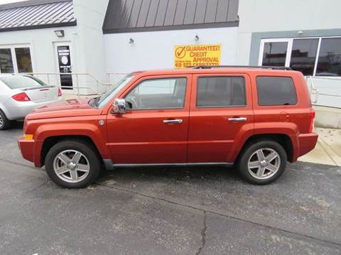 2008 Jeep Patriot for sale in Ottawa, OH
