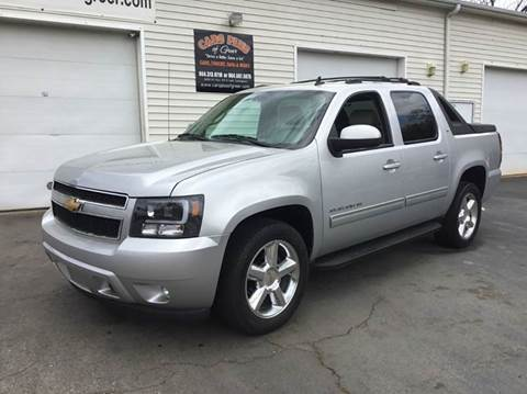 2011 Chevrolet Avalanche For Sale In Greer Sc