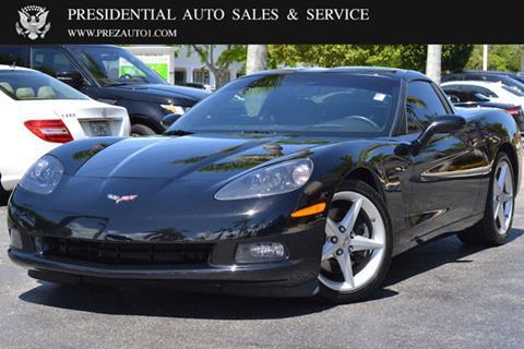 2013 Chevrolet Corvette for sale in Delray Beach, FL