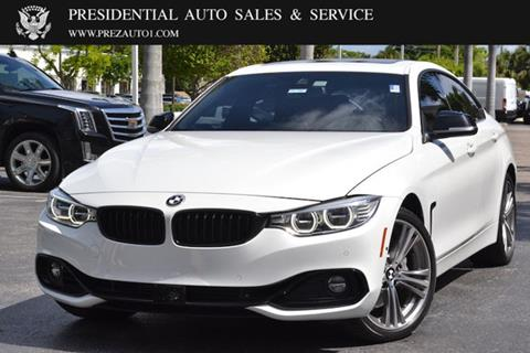 2015 BMW 4 Series for sale in Delray Beach, FL