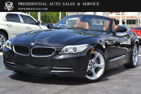 2015 BMW Z4 for sale in Delray Beach, FL