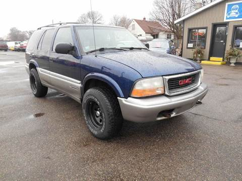 2001 GMC Jimmy for sale in Grand Rapids, MI