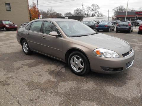2006 Chevrolet Impala for sale in Grand Rapids, MI