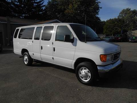 2004 ford e series wagon for sale maine for Crider motors mishawaka in