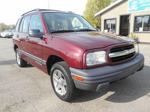2002 Chevrolet Tracker for sale in Grand Rapids, MI