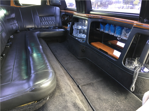 2000 Lincoln Stretched for sale in Buellton, CA