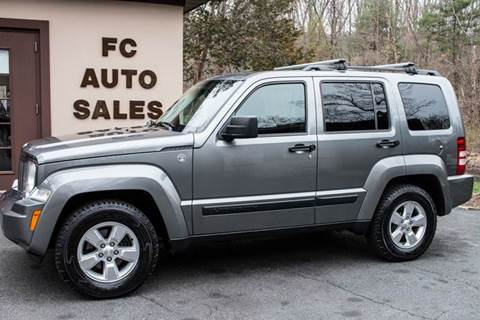 2012 Jeep Liberty for sale in Hampden, MA