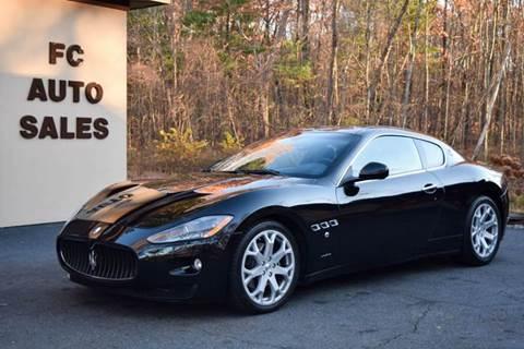 2009 Maserati GranTurismo for sale in Hampden, MA