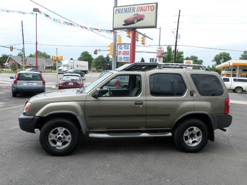 2001 nissan xterra xe v6 4dr 4wd suv in wheat ridge arvada. Black Bedroom Furniture Sets. Home Design Ideas
