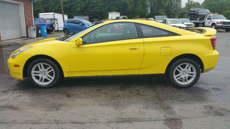 2003 toyota celica gt 2dr hatchback in wilkesboro nc his. Black Bedroom Furniture Sets. Home Design Ideas