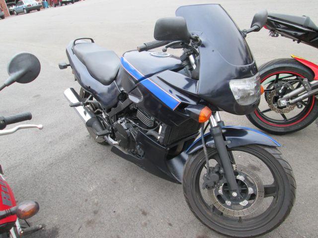 2006 Kawasaki EX500