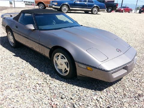 1988 Chevrolet Corvette for sale in Missoula, MT