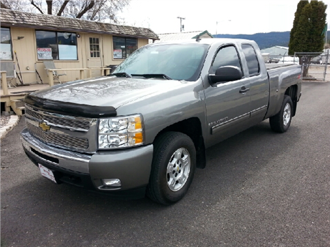 2009 Chevrolet Silverado 1500 for sale in Missoula, MT