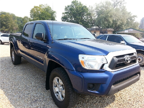 2015 Toyota Tacoma for sale in Missoula, MT