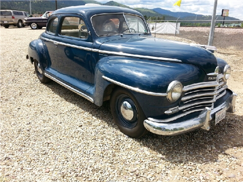 1947 Plymouth Deluxe for sale in Missoula, MT