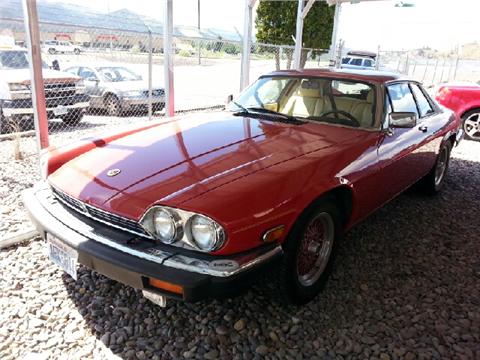 1989 Jaguar XJS For Sale In Missoula, MT