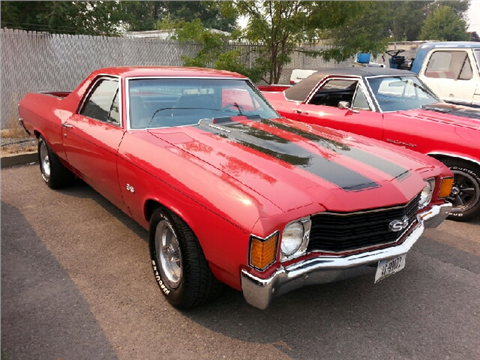 1972 Chevrolet El Camino for sale in Missoula, MT