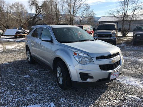 2011 Chevrolet Equinox for sale in Missoula, MT