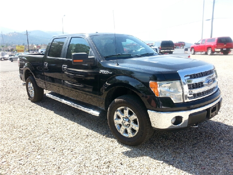 2013 Ford F-150 for sale in Missoula, MT