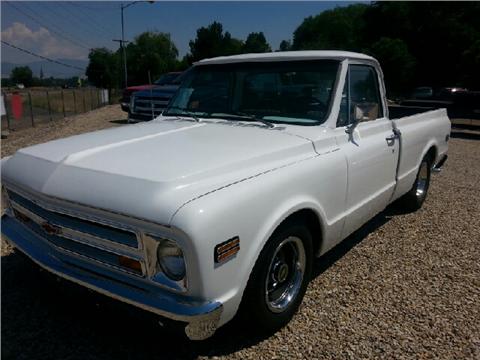1968 Chevrolet C/K 10 Series for sale in Missoula, MT