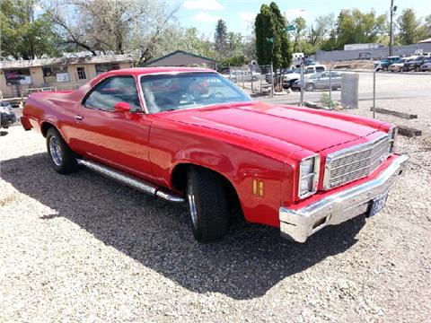 1976 GMC Caballero for sale in Missoula, MT
