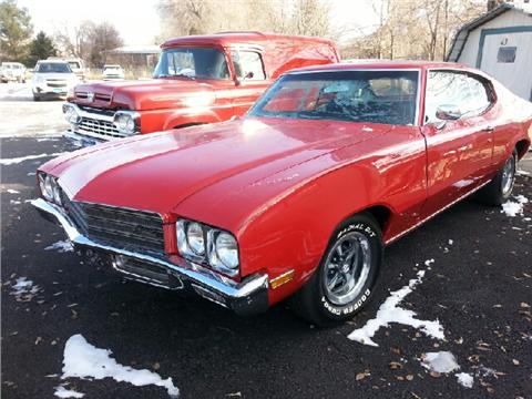1971 Buick Skylark for sale in Missoula, MT