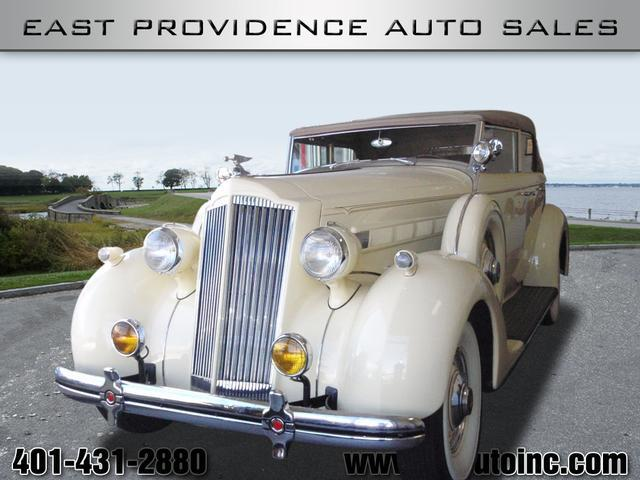 1936 Packard 120 B for sale in East Providence RI