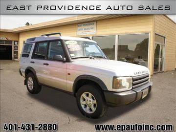 2004 Land Rover Discovery for sale in East Providence, RI