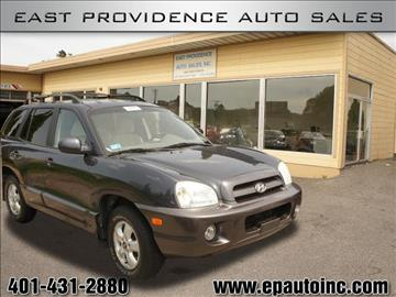 2006 Hyundai Santa Fe for sale in East Providence, RI