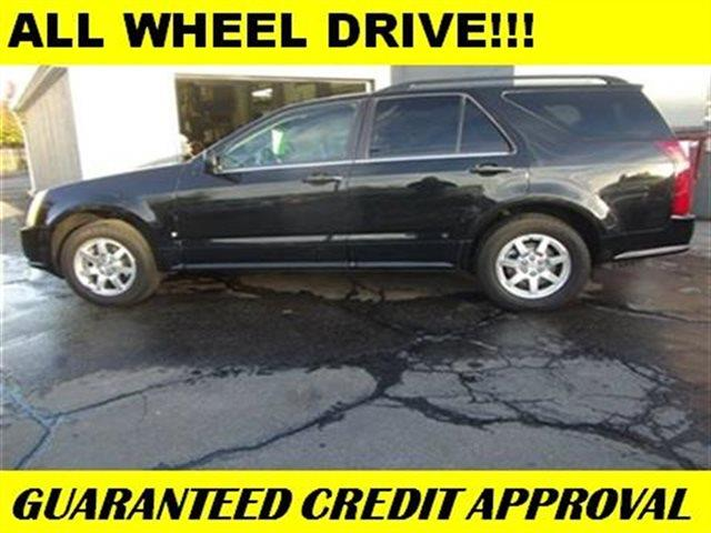 2007 Cadillac SRX for sale in BARBERTON OH