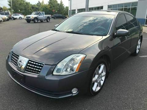 2006 Nissan Maxima for sale in Chantilly, VA
