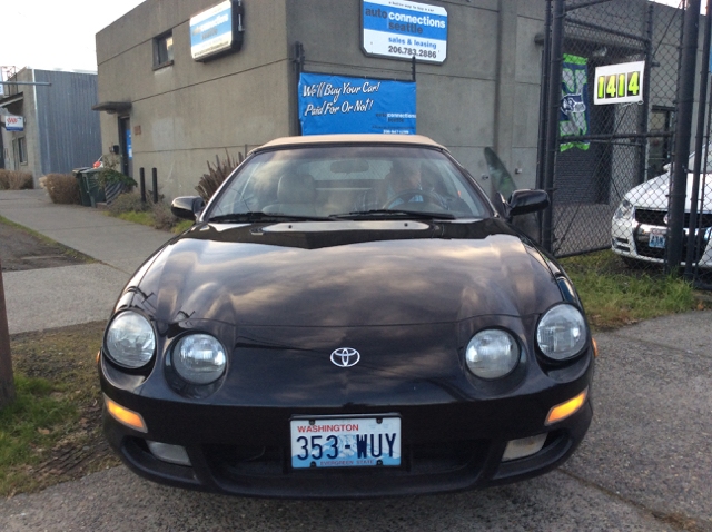 1997 Toyota Celica GT 2dr Convertible - Seattle WA