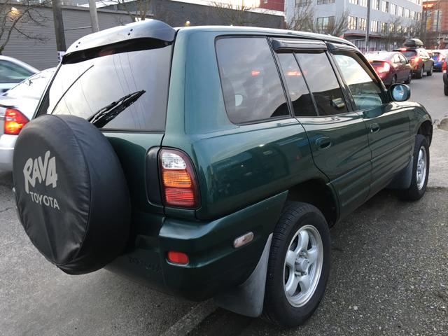 2000 Toyota RAV4 AWD L Special Edition 4dr SUV - Seattle WA