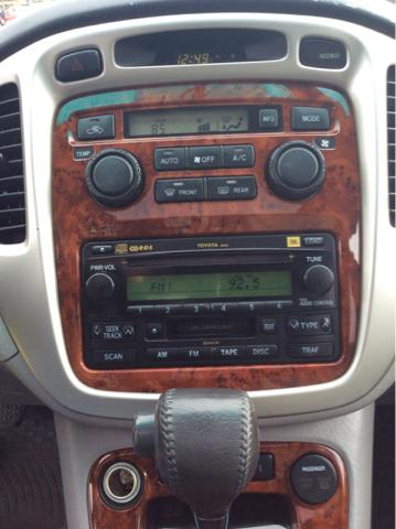 2006 Toyota Highlander AWD Limited 4dr SUV w/3rd Row - Seattle WA