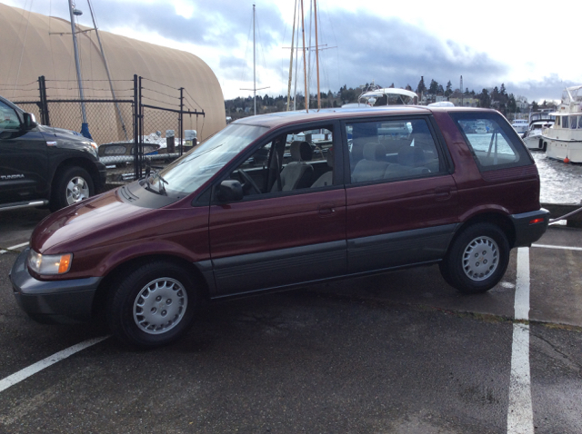1993 Mitsubishi Expo 4dr SP 4WD Hatchback - Seattle WA