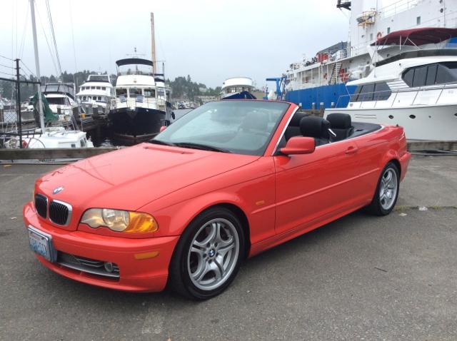 2001 BMW 3 Series 330Ci 2dr Convertible - Seattle WA